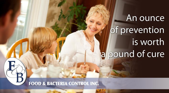 F&B Control Inc. – Food and Bacteria Control Services – North America and Atlantic Provinces