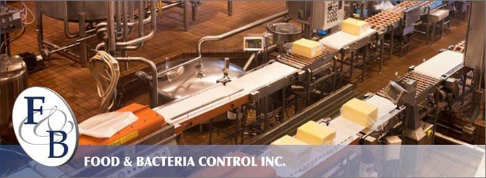 F&B Control Inc. – Food Safety Services: HACCP Inspection, Audit, Test, Report and Quality Control